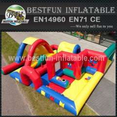 Centre Inflatable Learning Playground