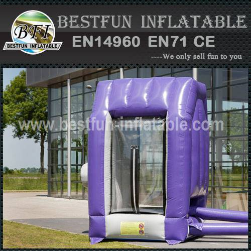 Inflatable Booth Money Catch