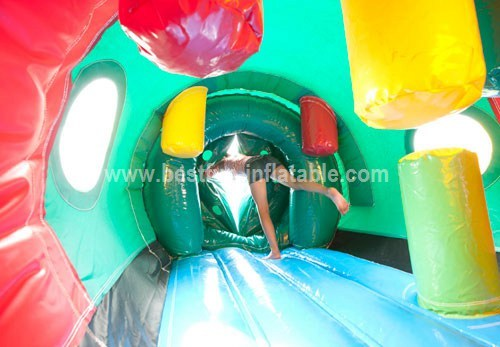 Exciting funny inflatable caterpillar tunnel