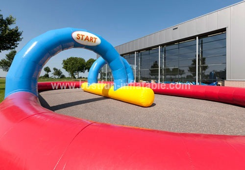 Inflatable Circuit Karts Games