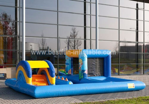 Mini Inflatable Playzone for Kids