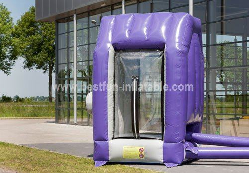 Promotion inflatable money booth