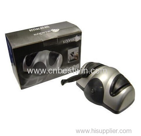 230V Electric knife sharpener with suction pad
