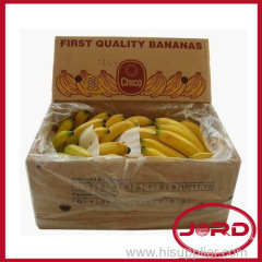 banana fruits packaging boxes