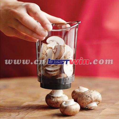 Mushroom slicer / multifunction vegetable chopper