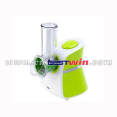 Shredder with 5 slicing /electric vegetable slicer