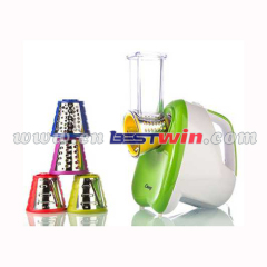 Multifunction 5 blades electric slicer from china manufactory