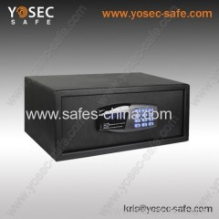 YOSEC Electronic laptop size hotel room safe with audit trail function