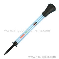 battery hydrometer; battery meter