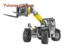Forklifts Gas Spring Strut
