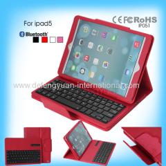 Multifunctional convenient freedom bluetooth keyboard for ipad 5