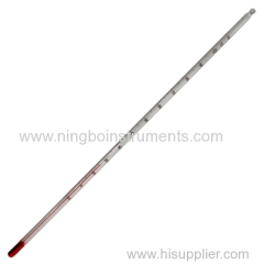 home brewing glass thermometer