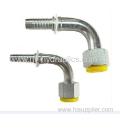 90 degree metric female multiseal H.T. DIN 3868 fittings 20591C