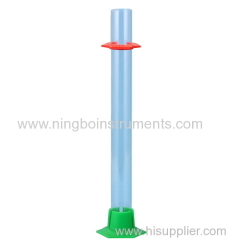 wine measuring cylinder ;