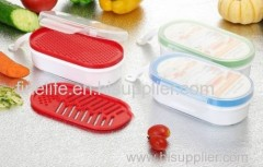 High quality Plastic Multi Function Grater