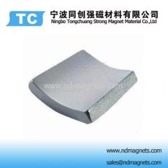 segment magnets suitable for motors