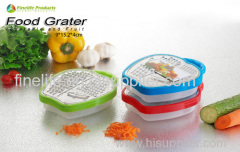 High quality vegetable multi grater