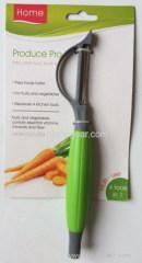Plastic kitchen produce pro peeler