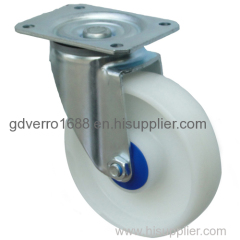 5 inches swivel industrial PP casters