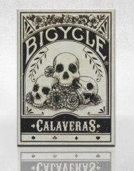bicycle calaveras classic playing cards|china manufacturer