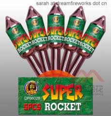 5PCS SUPER ROCKET Chinese rockets factory manufacturer exporter