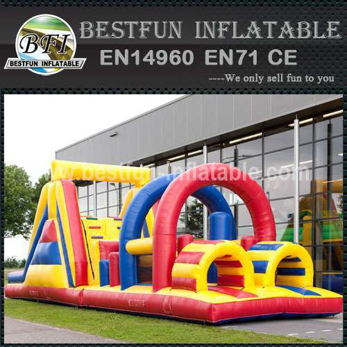 Inflatable Obstacle Course 13.5M