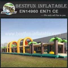 Inflatable Jungle Route 35M