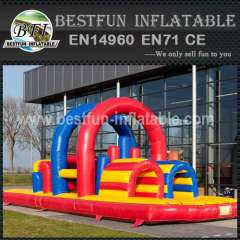 Adult Inflatable Obstacle Sports