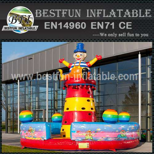 Lighthouse Inflatable Climbing Clown
