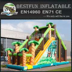 Inflatable Obstacle Basejump Jungle