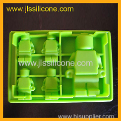 Silicone CAKE JELLO BROWNIE