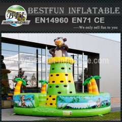 Inflatable climbing Lighthouse Jungle