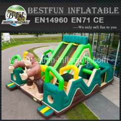 Inflatable Structure Safari Battle