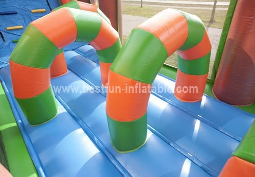 Crocodile Obstacle Course Combo