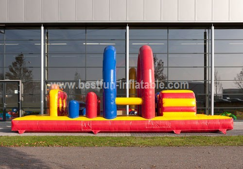 Giant china inflatable obstacle course