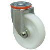 Industrial PA roller bearing casters