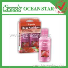 60ml*2pk germ x hand sanitizer msds