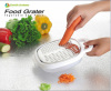 Food Box Grater with Container