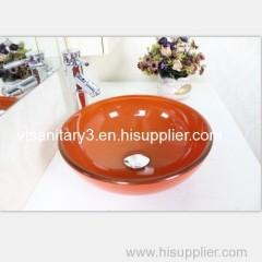toughen glass basin tempered glass bowl