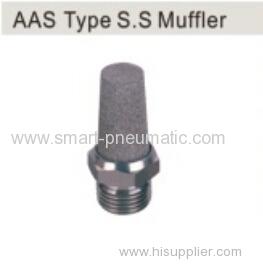 AAS Type S.S Muffler