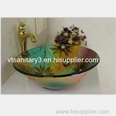 artiful glass basin artiful glass vessel