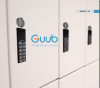 GUUB cam lock with digit for drawer safe cupboard battery lock