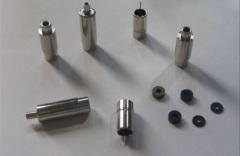 Polymer samarium cobalt magnets