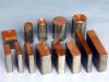 titanium copper alloy rod and titanium clad copper
