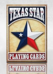 TEXAS STAR Casino Poker cards(China Manufacturer)