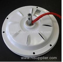 New Ceiling fan motor for the Brazilian market 90W/135W 400RPM