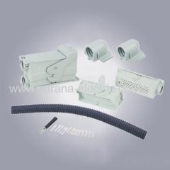 VD4 secundaria cableado del enchufe y el zócalo