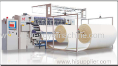 China mattress Quilting Machine munufacturer