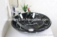 hotel bathroom sink top vessel sink