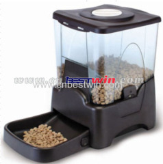 Large capacity automatic pet feeder 2014 new products